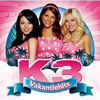 Cover K3 - Vakantiehits [2012]